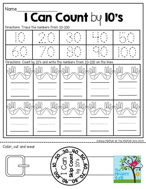 29 Best Counting By 2's, 5's, 10's, Etc Images On Pinterest  Math Activities, Homeschool Math
