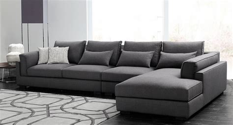 Sofa Set Designs by Goose Feather Padded Modern Fabric Sofa Set Designs Salon