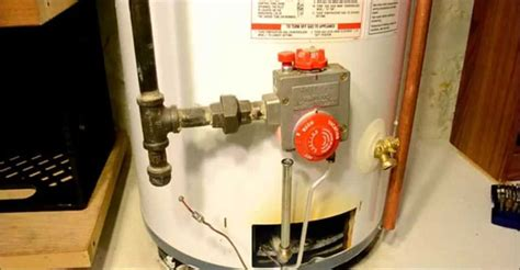 How To Replace A Water Heater Thermostat  Water Heater Hub