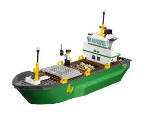 Lego Cargo Boat Sets by New Lego City 4645 Harbor Container Ship Set