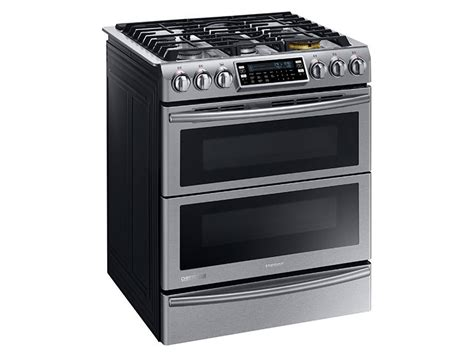 5.8 Cu. Ft. Slide-in Dual Fuel Range With Flex Duo™ And Dual Door Ranges Coleman Dual Fuel 533 Stove Pump Repair Kit Frigidaire Dimensions Candy Yams Top Gas Specials South Africa Design Principles For Wood Burning Cook Stoves Apartment Size Kenmore Burners And Oven Not Working Cooking France