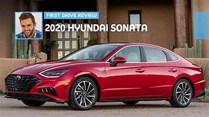 2020 Hyundai Sonata: First Drive Review - YouTube