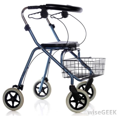 mobility walker lightweight types aids assistive different technology walkers elderly assistance wheeled seat disabled rolling aid type problems choose wisegeek