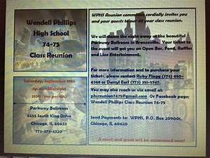 Wendell Phillips High School Reunions - Chicago, IL ...