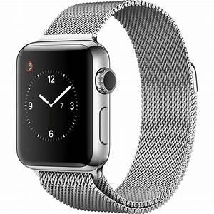 Apple Watch Series 2 38mm Smartwatch Mnp62ll  A B U0026h Photo Video