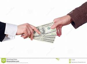 Business Transaction. Isolated Royalty Free Stock Image ...