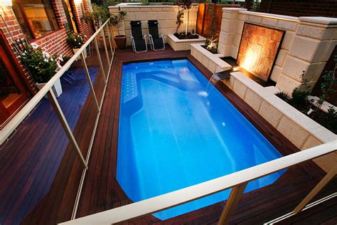 Aqua Gym Swimming Pool - 5.59m x 2.54m   Aqua Technics