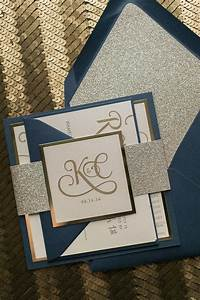 adele suite styled fancy glitter package square With fancy winter wedding invitations