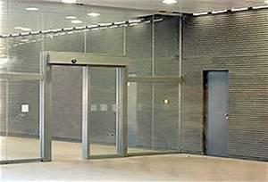 tormax produits portes automatiques portes With porte coupe feu coulissante automatique