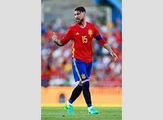Sergio Ramos Photos Photos Spain v Georgia