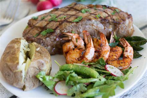 Surf 'n Turf Ny Steak & Shrimp (whole Foods Market