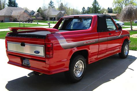Ford Ranger Convertible Kit by Meet The Ford Ranger Convertible You Ve Never Heard Of
