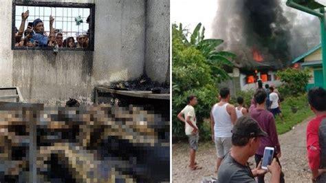 tewas  kebakaran pabrik korek api  binjai