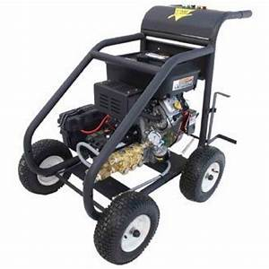 4000 Psi Gas Pressure Washing Cart