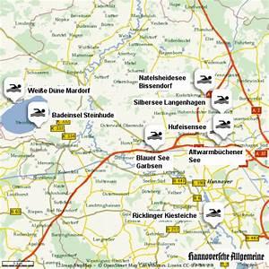 Möbelhäuser Hannover Und Umgebung : badeseen in hannover region b der ausfl ge ~ Indierocktalk.com Haus und Dekorationen