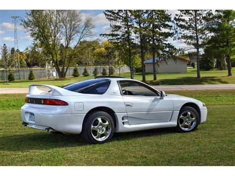 Mitsubishi 3000gt Vr4 0 60 by 1999 Mitsubishi 3000gt Vr4 For Sale Classiccars Cc