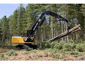 568 Forest Machine | Finning CAT