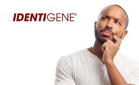 type  paternity test     identigene