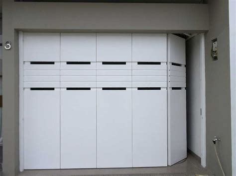 model pintu garasi besi minimalis harianpost
