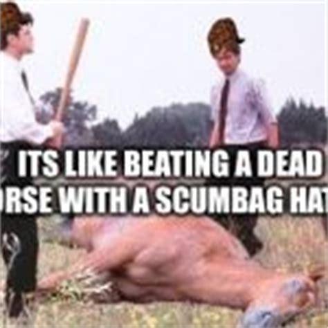 Beating A Dead Horse Meme - office space dead horse beating meme generator imgflip