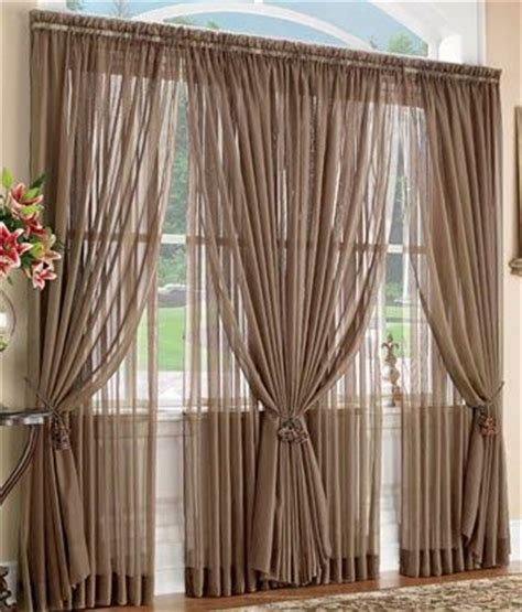 1000 ideas about sheer curtains on curtains
