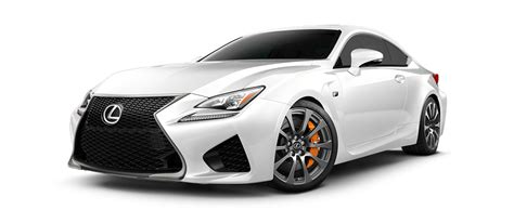 rcf lexus 2016 2016 lexus rc f product information and 63 745 pricing