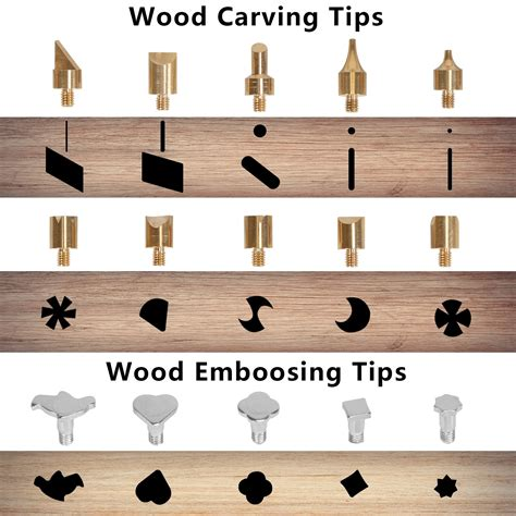 wood burning  soldering iron kit pyrography craft