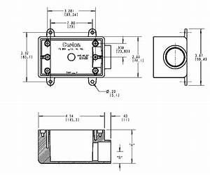 carlon e9801en 3 4quot 1 gang rigid non metallic conduit With wiring gang box