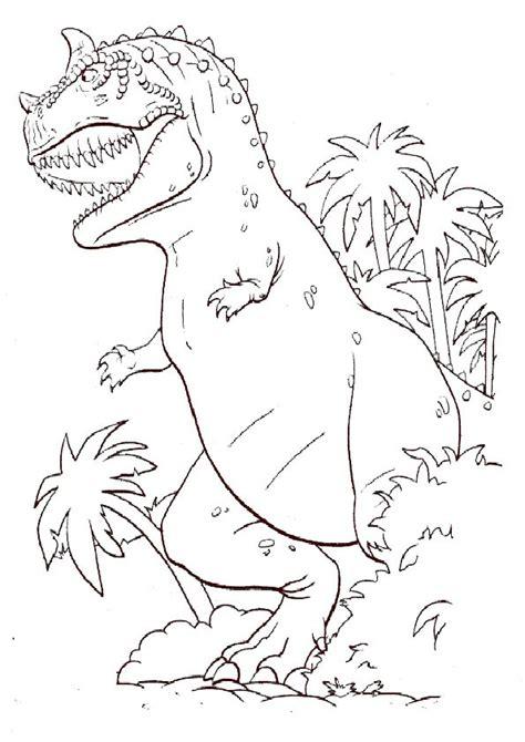 ausmalbilder dinosaurier  ausmalbilder malvorlagen