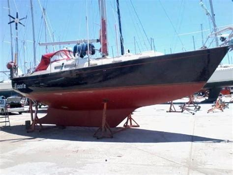 Boat Fuel Prices Vancouver by 1998 Vancouver 34 Classic Sail New And Used Boats For Sale