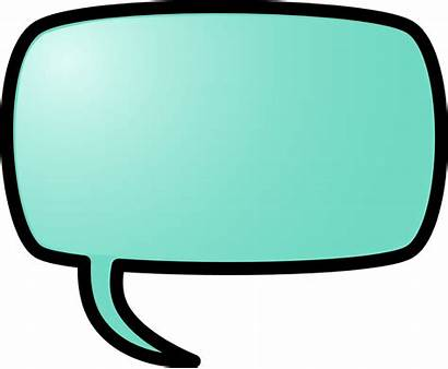 Clouds Comic Speech Chat Dialog Clip Balloon