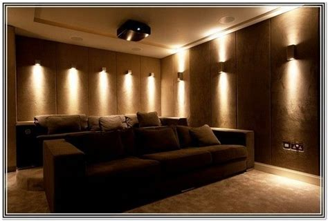 basement lighting wall sconce home theater lighting sconces home design ideas theater