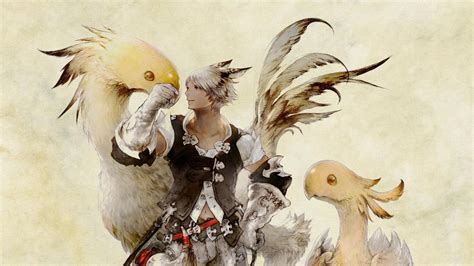 And receive a monthly newsletter with our best high quality wallpapers. Final fantasy video games xiv chocobo wallpaper | (106101)