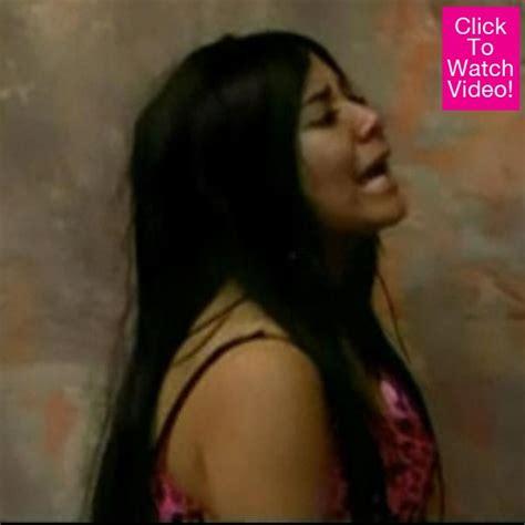 Latina Fingering Her Ass