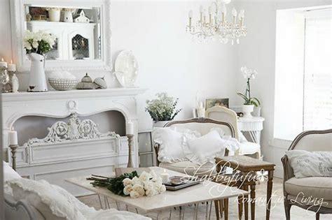 37 Dream Shabby Chic Living Room Designs - Decoholic