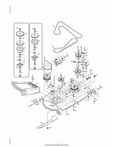 Cub Cadet Ltx 1040 Parts Diagram