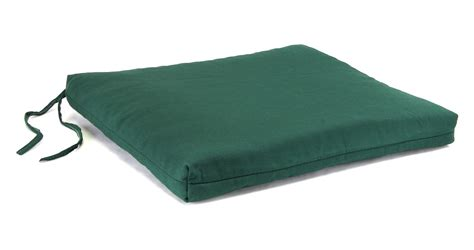 rectangular seat cushion 19 x 17 x 2