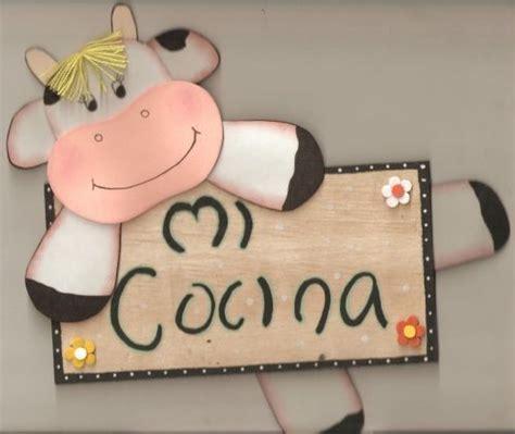 moldes de vacas manualidades imagui pintura en tela draw animals