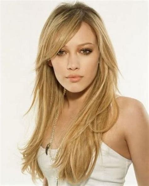 inspirations  long hairstyles thin hair  face