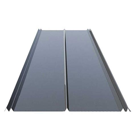 Fabral 12 Ft Galvanized Steel Roof Panel4736008000  The