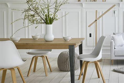cuisine deux couleurs tendance décoration style scandinave