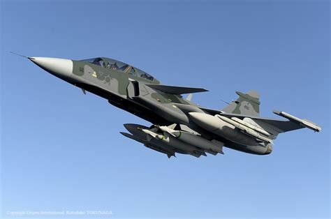 Força Aérea Brasileira Vai Adquirir Um Total De 108 Caças