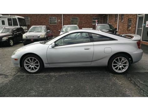 Toyota Celica Gt For Sale by 2004 Toyota Celica Gt For Sale In Hendersonville