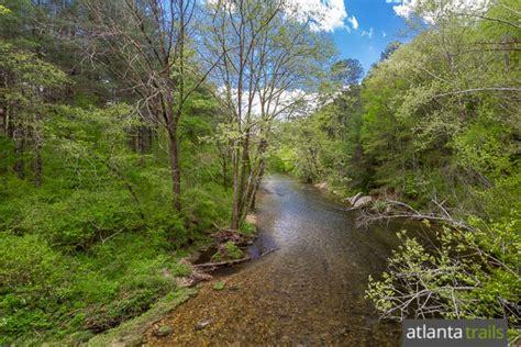 Chattooga River: hiking the Bartram Trail, Russell Bridge ...