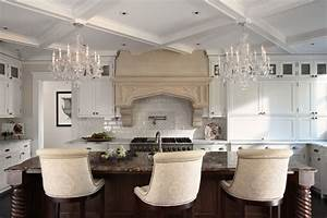 15 Glamorous kitchens just oozing with inspiration
