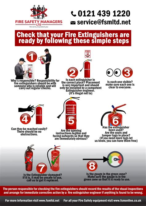 Use iauditor for streamlined fire extinguisher inspections. Downloads for free at Fire Safety Managers | Guidelines in Fire Safety