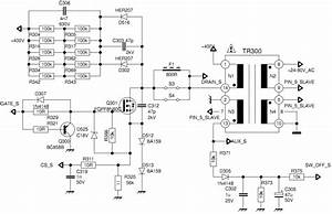Tv With 17ips20 Blinks And Does Not Start