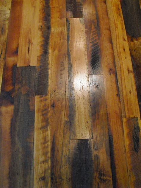 17 Best images about Antique Mixed Hardwood Flooring on