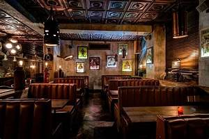 Seating area at The Blues Kitchen - Picture of The Blues ...