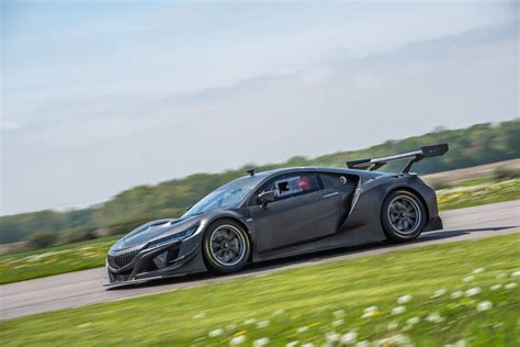 race proven acura nsx gt3 now available worldwide
